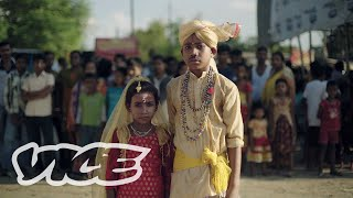 Child Marriage in India: Teenage Girls Forced to Marry