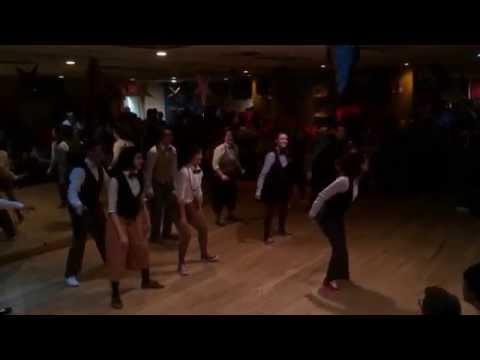Samantha and Brian's Fall 2014 Performance Class - Exactly Like You - Frim Fram Jam