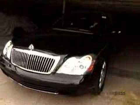 A $450,000 Maybach Joy Ride