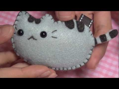 Craft Update: Felt Plushies