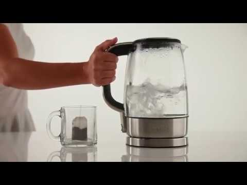 Breville Crystal Clear Cordless Kettle