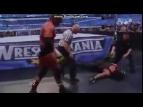 The Undertaker Vs Triple H - Wrestlemania 27 Full Match HIGHLIGHTS...