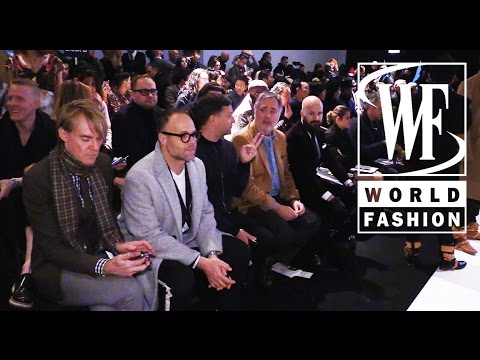 Vivienne Westwood Fall-Winter 15-16 Mens Show