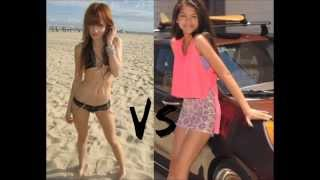 Zendaya Video - Bella Thorne vs Zendaya (1080p)