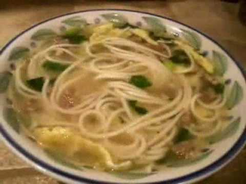Lasopy sinoa chinese soup soupe chinoise recipe for Cuisine chinoise