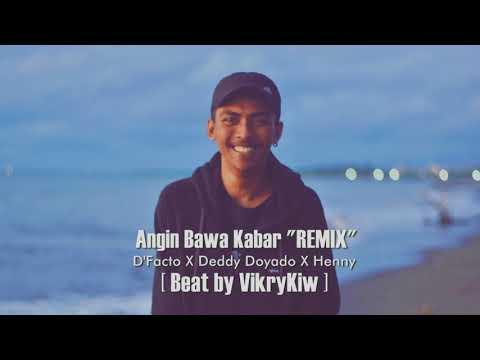 D'Fcato X Deddy Doyado X HENY - Parcuma (Angin Bawa Kabar) REMIX [Beat by VikryKiw]