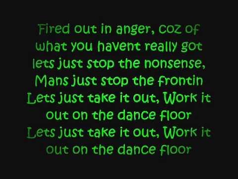 Work It Out by Lightbulb Thieves Lyrics on screen released in HD