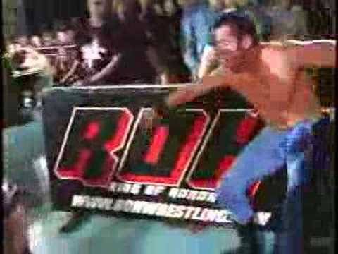 ROH Roderick Strong Vs. Alex Shelley - Part1 - 6/4/05 Music Videos