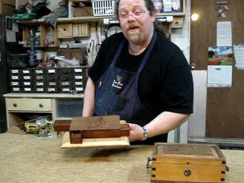 Trick Wooden Puzzle Box Plans