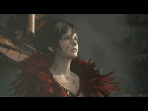 Square Enix PS4 Demonstration TRUE-HD QUALITY