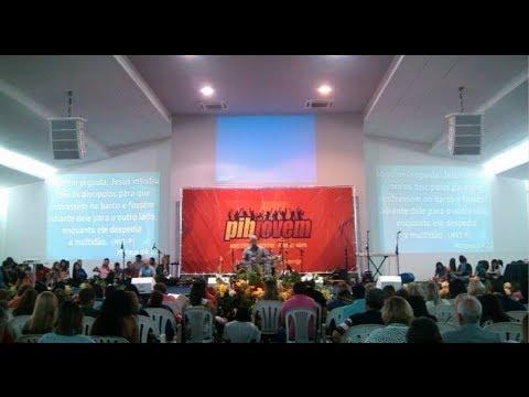 Culto Jovem Pr. Cláudio Duarte  -   22 de março de 2014 Espaço Gospel