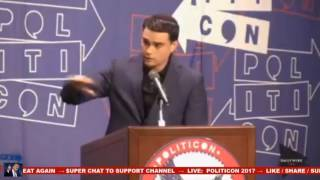 Cenk Uygur gets DESTROYED by Ben Shapiro @ Politicon 2017