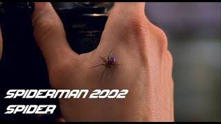 SPIDERMAN 2002: Piter Parker Bitten By a Spider