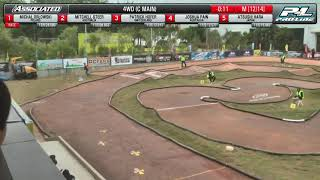2017 IFMAR Electric Off-Road Worlds - Thrilling finish to 4WD C-Main