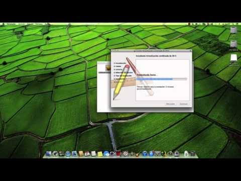 Actualizar OS X Mountain Lion 10.8.1 A 10.8.2 (PC Hackintosh)