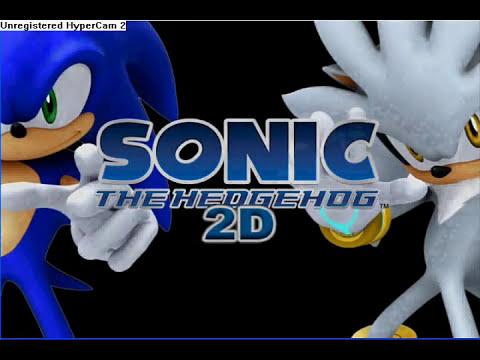 Sonic The Hedgehog 2D Trailer + Beta Demo