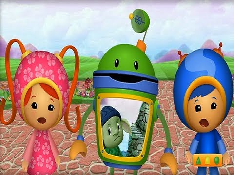 Team Umizoomi - Umi Best Of 2013 - Movie Games 3d video