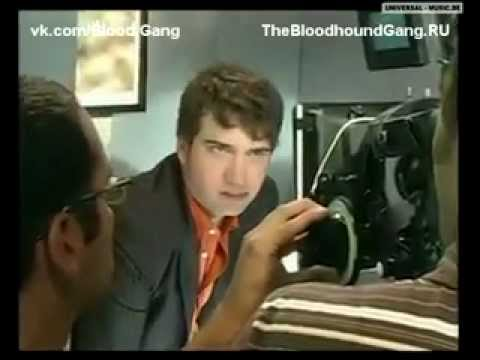 Making video: Bloodhound Gang - Uhn Tiss Uhn Tiss Uhn Tiss