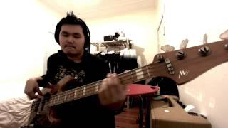 George Duke - I Want You For Myself [Bass Cover]