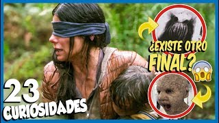 23 Curiosidades de BIRD BOX -  ¿qué son las criaturas? ¿Final Alternativo?