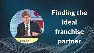 Finding the ideal franchise partner