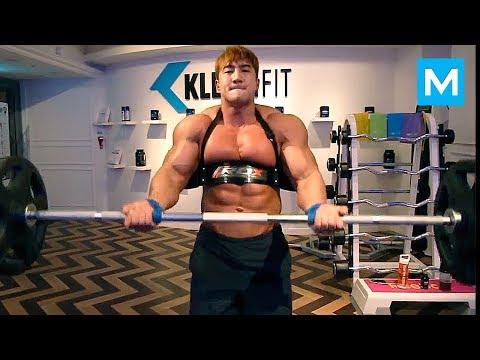 Самый большой корейский монстр - Chul Soon