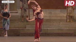 La Bayadère By Marius Petipa And Yuri Grigorovich Bolshoi Theatre Of Russia