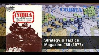 A Quick Look At: Cobra (1977)