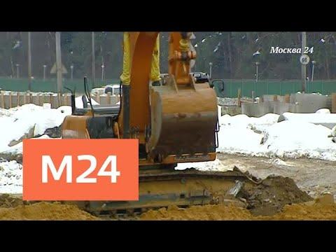 Строительство в деталях: новые ТПУ на основе первого участка БКЛ - Москва 24