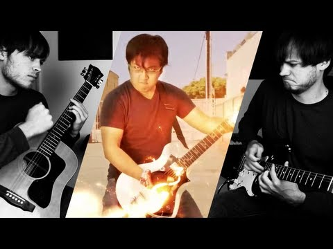 Guitar Warfare (solos playthrough)