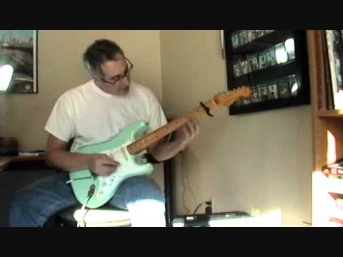 Johnny Guitar Watson Guitar Lesson - Late Freight Twist