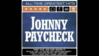 Watch Johnny Paycheck Me And The IRS video