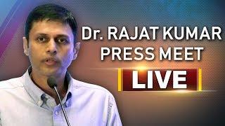 Telangana State  Election Commissioner Rajath Kumar Press Meet LIVE | Telangana Elections 2018