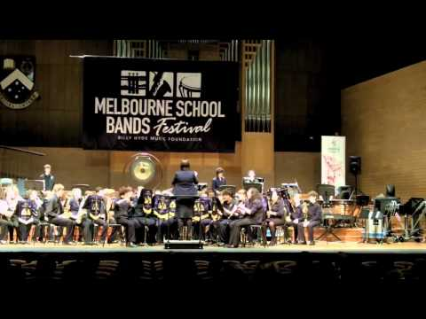 Persis by James L Hosay - Bentleigh Secondary College windband