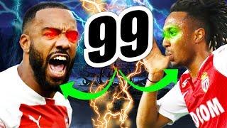 O MELHOR TIME DO MUNDO COM 2 SEMIDEUSES OVR 99!  | FIFA 19 x MORTAL KOMBAT #14