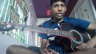 Nanniyode njan - Malayalam song guitar tutorial