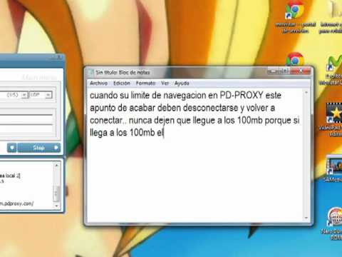 Movistar Internet Gratis Metodo 16-09-2012 En Funcin.