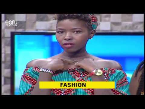 Unique Customized Dashiki Outfits With Fashion Designer Wanjiku Machira