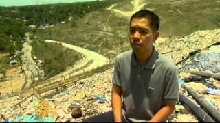 Philippines generates Energy using trash  4/23/13