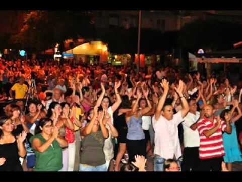 SABATO D'AGOSTO EWA FOR YOU brano che partecipa al microfono d'oro 2012
