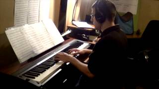 Howl's Moving Castle Theme for Solo Piano HD - ??? ????? (??)