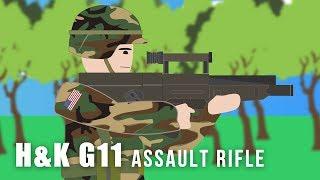 Heckler & Koch G11 - Assault Rifle (Prototype Weapon)