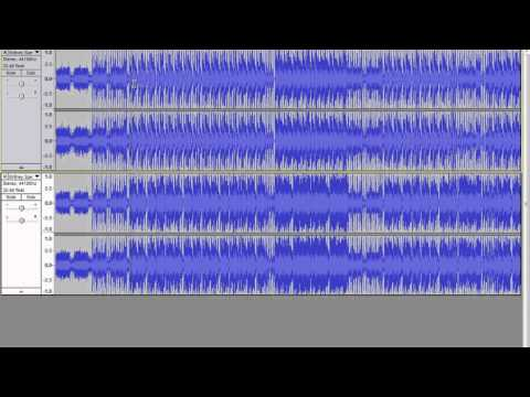 Audacity: How to Remove Instrumentals From a Song
