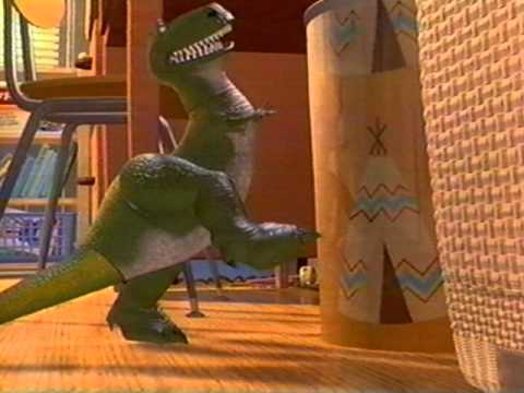 Toy Story Original TV trailer from 1995