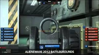 ALIENWARE 2012 BATTLEGROUNDS SPECIAL FORCE 2