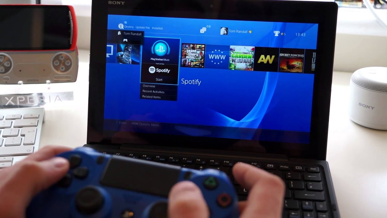 Ps3 play tv update download