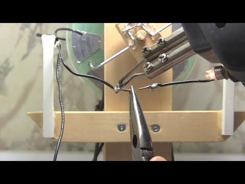 Wimshurst Machine - How to Make using CDs