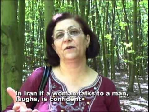 Sakineh Mohammadi Ashtiani - Mina Ahadi interview
