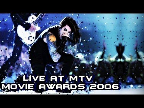 AFI - Miss Murder Live at Mtv Movie Awards 2006