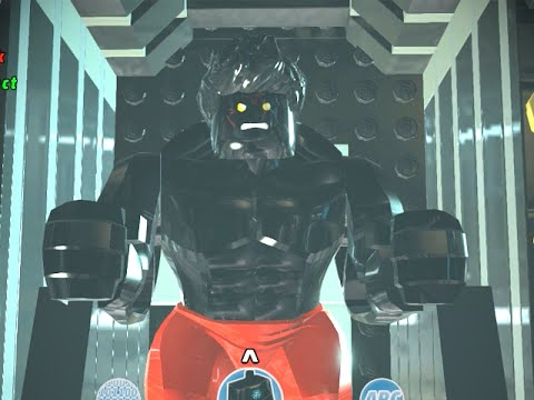 LEGO Marvel Superheroes - BLACK HULK FREE ROAM GAMEPLAY (MOD SHOWCASE)